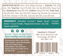 Load image into Gallery viewer, Heather's Choice Mint Chocolate (Single Pack)