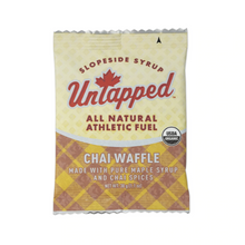 Load image into Gallery viewer, UnTapped Chai Waffle 4 Pack