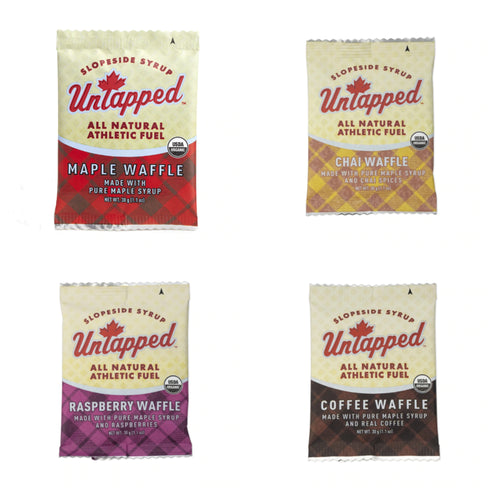 UnTapped Waffle Variety Pack