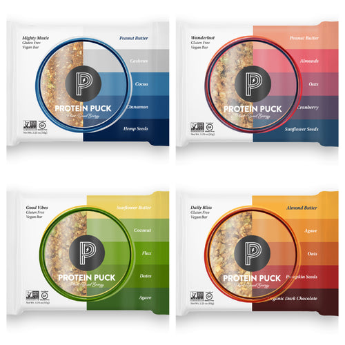 Protein Puck Variety Pack