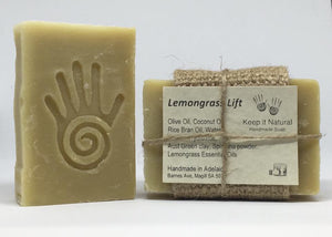 Lemongrass Lift is a fresh invigorating scent creating a quick energy boost