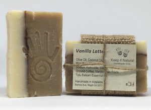 Vanilla Latte has a subtle scent of vanilla with the added benefit of a coffee hit