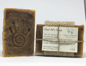 That 70's Soap a homage to the days of free love and hazey memories