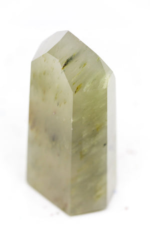 Green Aragonite Standing Point