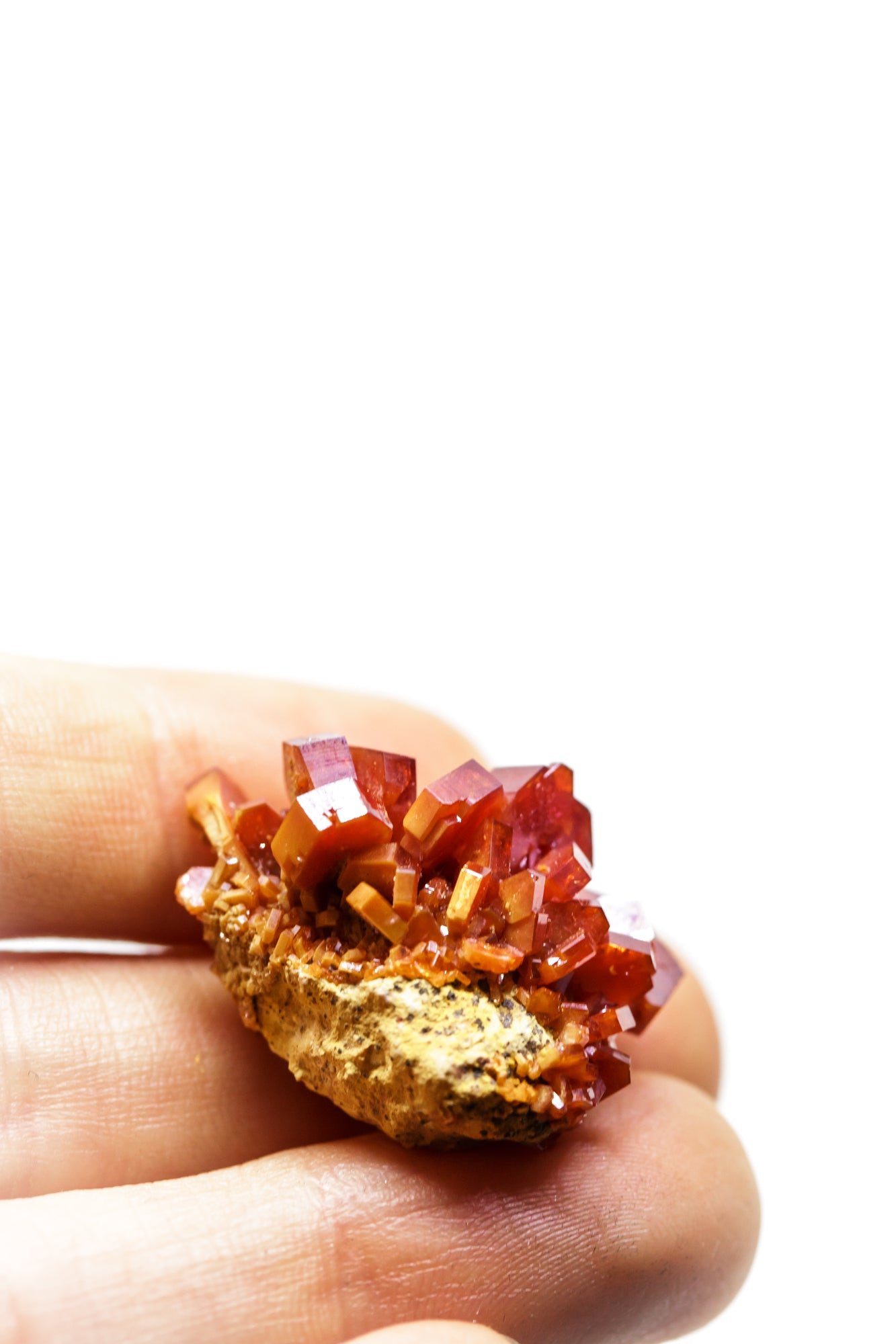 Vanadinite Small
