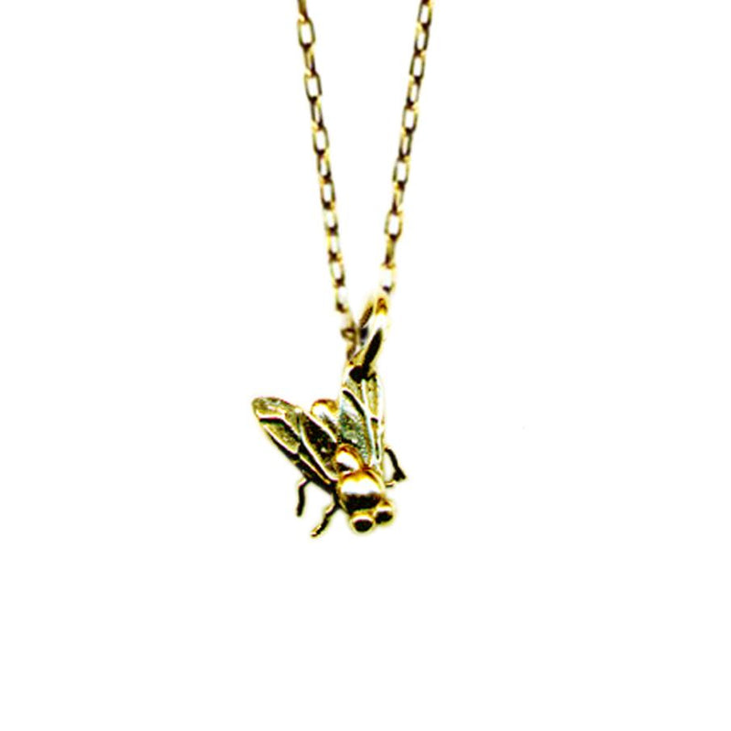 Tiny Fly Necklace | Giles & Brother