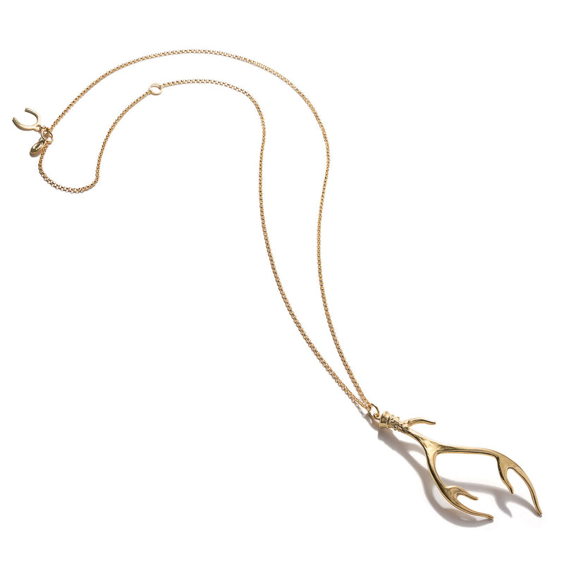 Antler Necklace | Giles & Brother