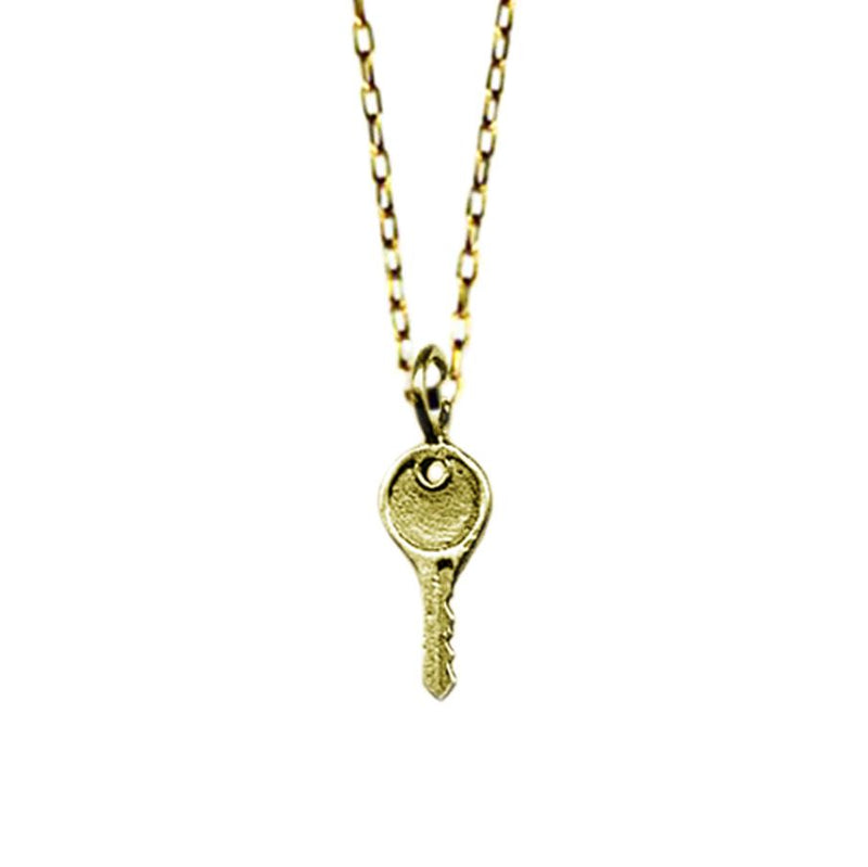 Tiny Key Necklace | Giles & Brother