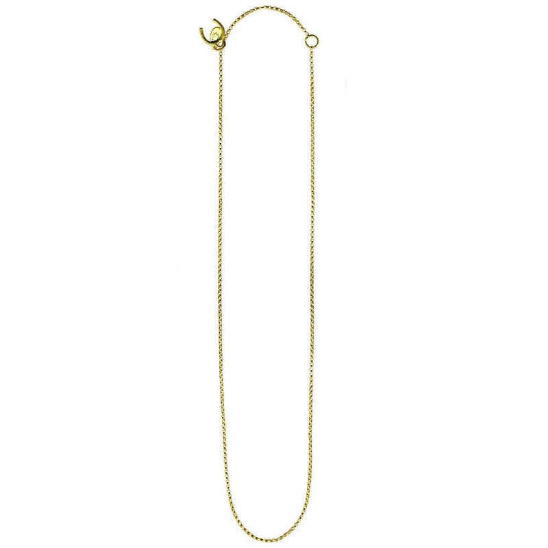 Convertible Rolo Chain Vermeil | Giles & Brother
