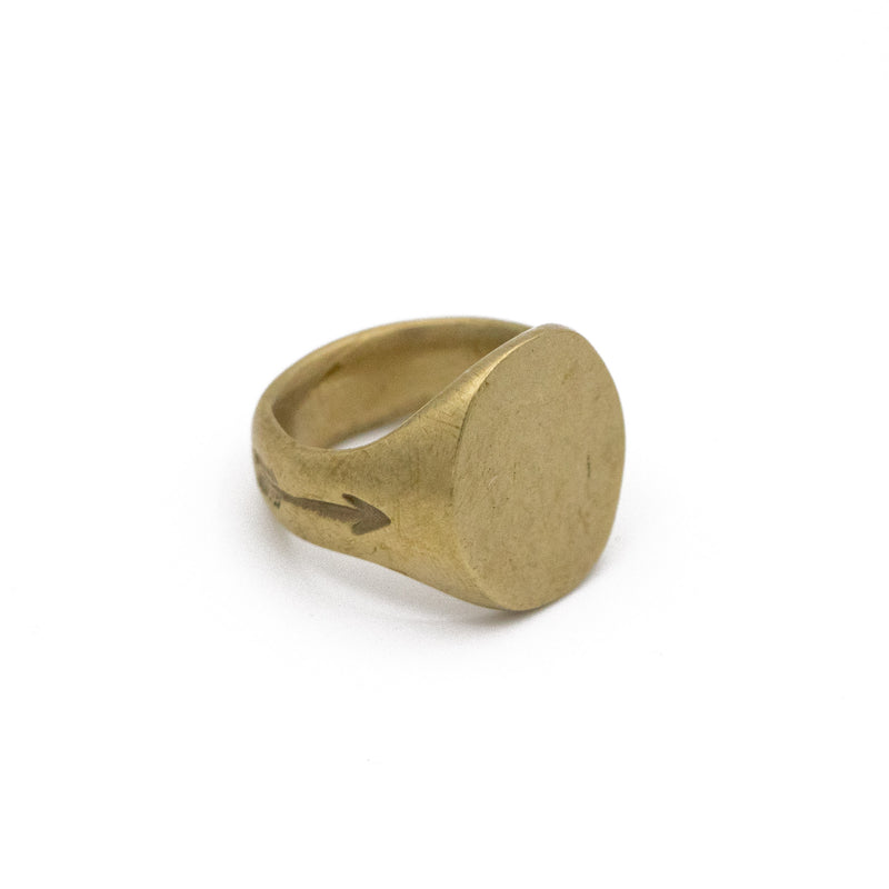 The Oval Signet Ring
