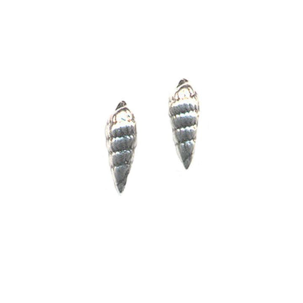 Tiny Mollusk Earrings | Giles & Brother