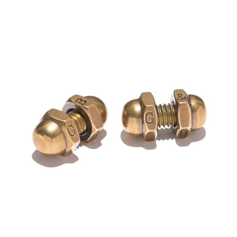 Acorn Nut Cufflinks | Giles & Brother