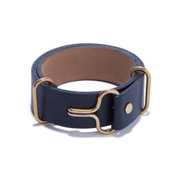 Leather Wide Visor Cuff Wide | Giles & Brother