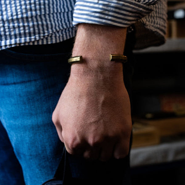 Hex Cuff | Giles & Brother
