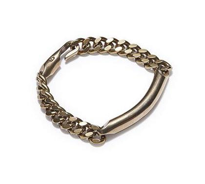 Id Chain Bracelet | Giles & Brother