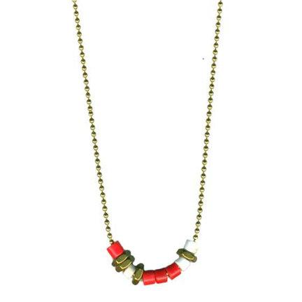 Baywatch Necklace Short | Giles & Brother