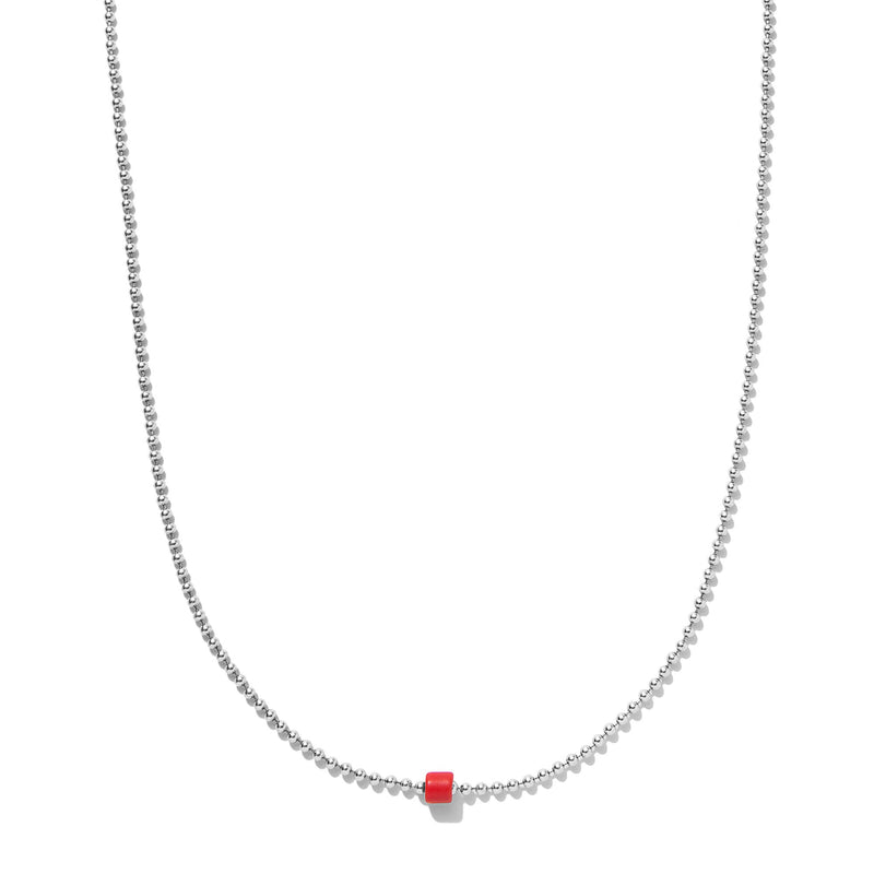 Sterling Silver Ball Chain | Giles & Brother