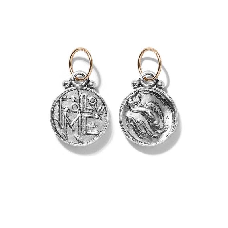 Dolphin Coin Pendant | Giles & Brother