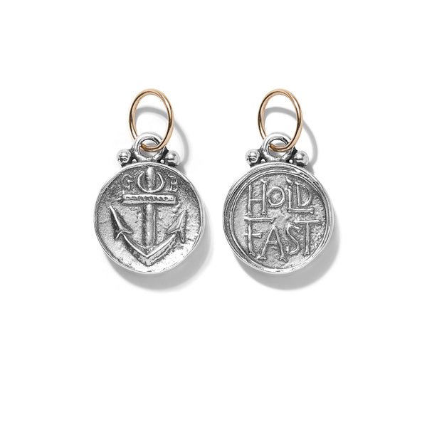 Anchor Coin Pendant | Giles & Brother