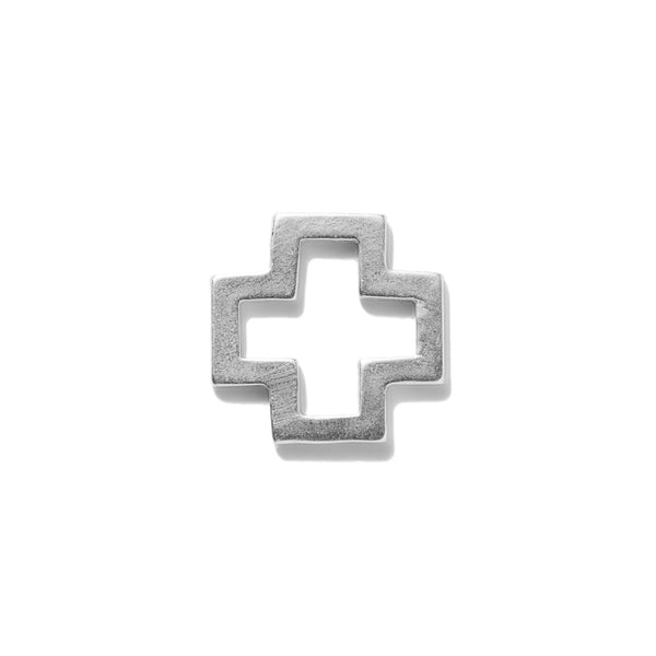 Open Greek Cross Pendant | Giles & Brother