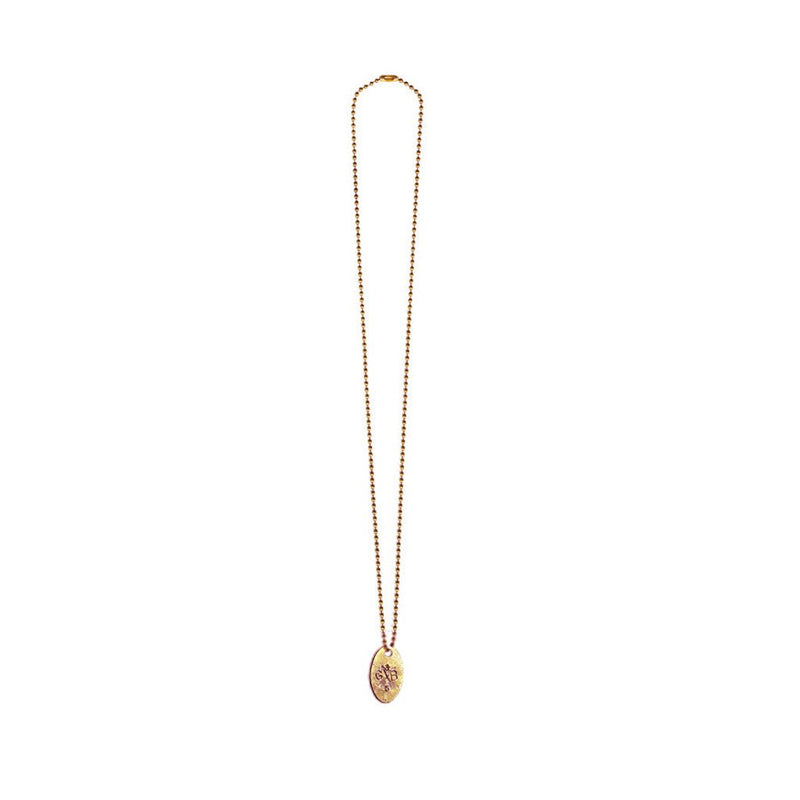 Id Tag Necklace | Giles & Brother
