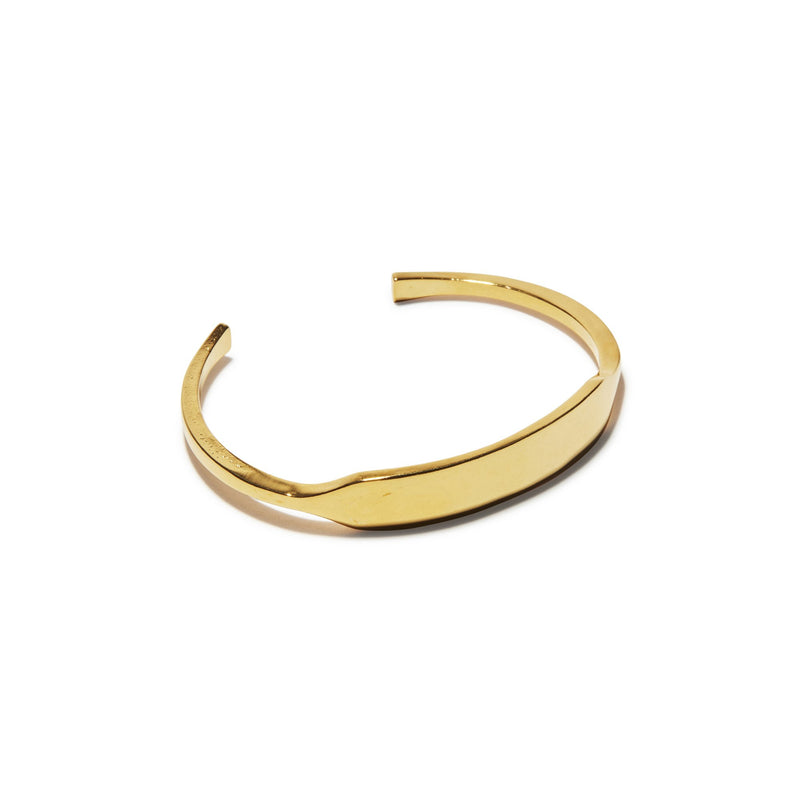 Polished Id Cuff | Giles & Brother