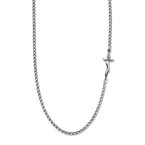 Embedded Dagger Necklace | Giles & Brother