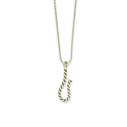 Twist Hook Ball Chain Necklace | Giles & Brother