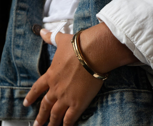 Womens Latch Cuff | Giles & Brother