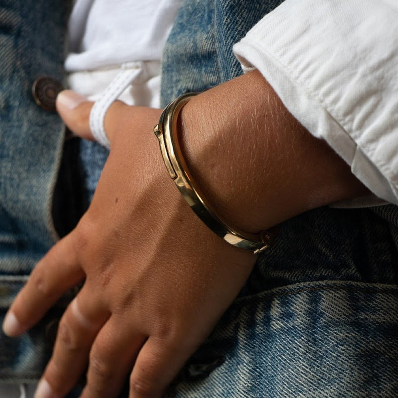 Latch Cuff | Giles & Brother