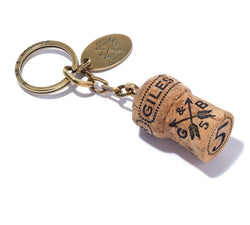 Cork Keyring | Giles & Brother