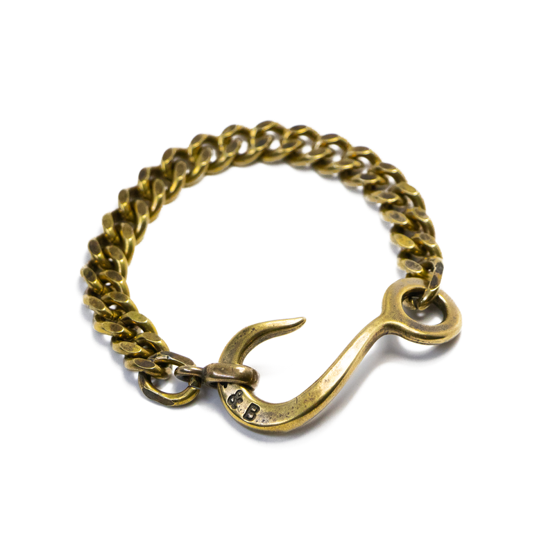 Hook ID Chain Bracelet | Giles & Brother