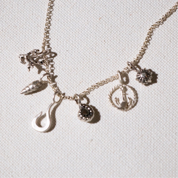 Limited Edition Sea Charms Necklace