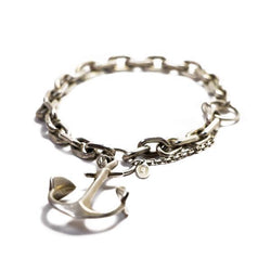 Limited Edition Anchor Bracelet | Giles & Brother