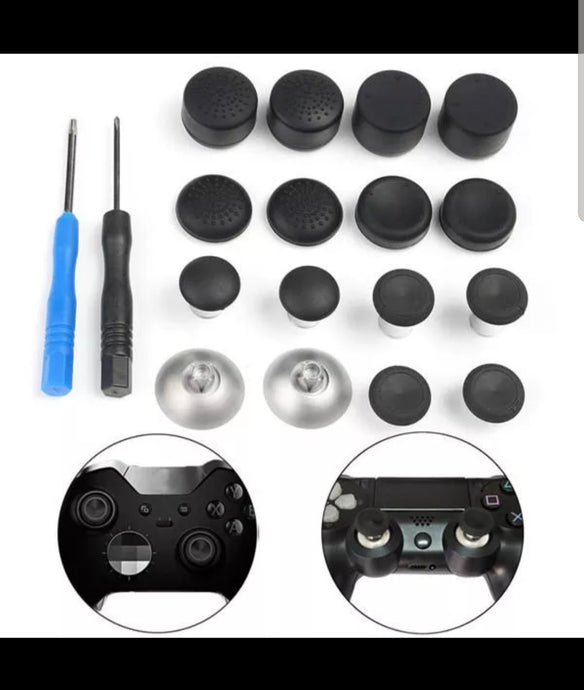 Xbox/Playstation magnetic thumb stick kit
