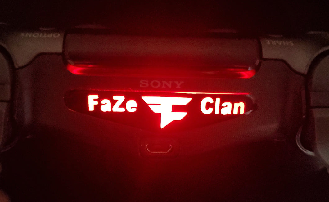 5x clan tag decals