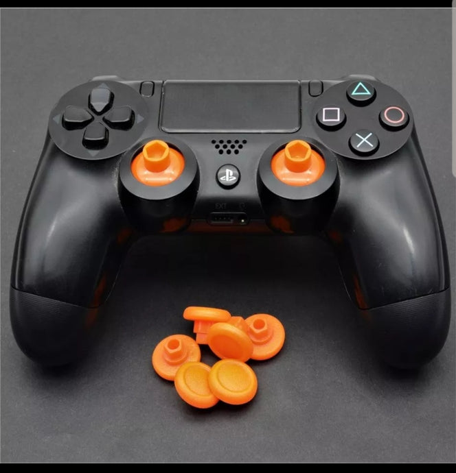Removable gaming thumb sticks