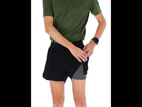HP RUN SHORTS