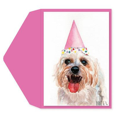 Birthday Card- Dog