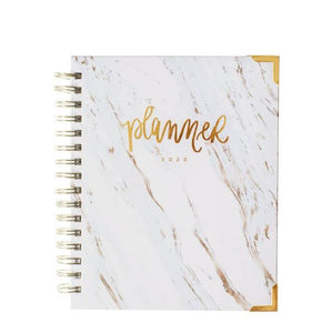 2020 Planner - Marble