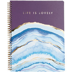 Geode Theme- Notebook