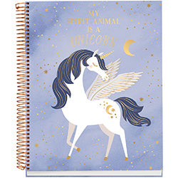 My Spirit Animal is a Unicorn Notebook