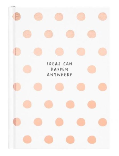 Ideas Can Happen Anywhere Journal