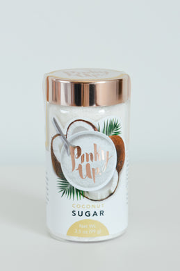 Coconut Sugar- Pinky Up