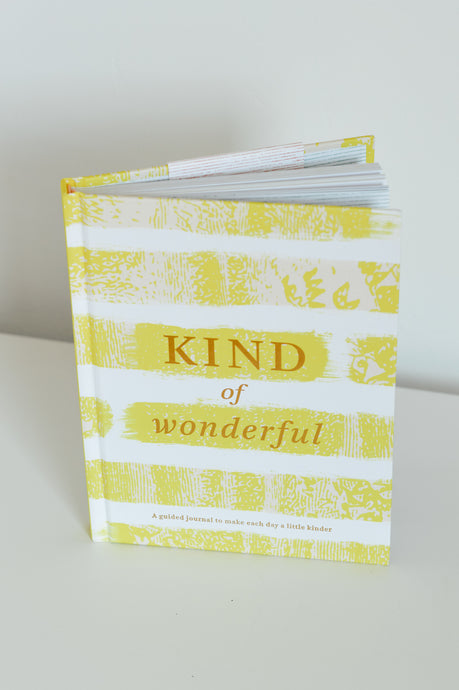 Kind of Wonderful Guided journal
