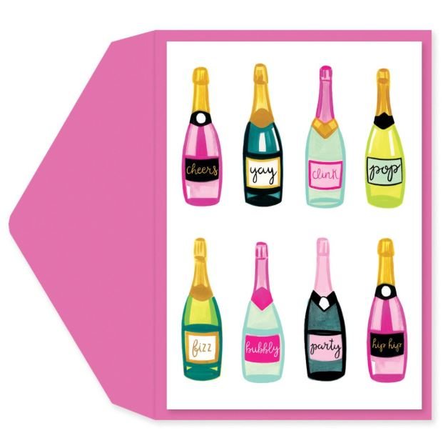 Drinks - Greeting Card