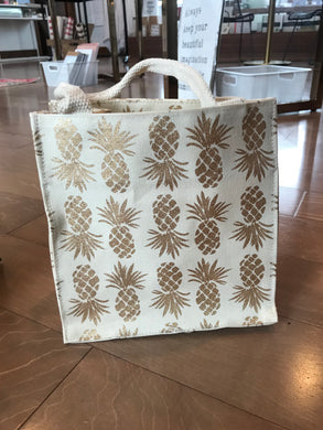 Pineapple Canvas Bag