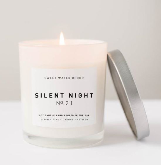 Silent Night - 11oz Candle