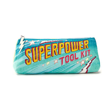 Superpower Took Kit- Pencil Pouch