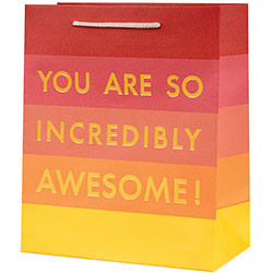 You Are So Incredibly Awesome-  Gift bag